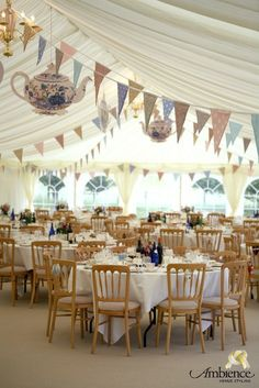 #vintage #marque styling with #bunting