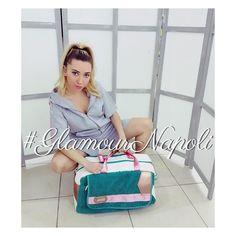 casual LOOK!  Tuta @lefibi_official  borsone @axel_accessories  Disponibile da @glamournapoli_official Boutique  Siamo in via Nicola Nicolini 62 a/b  Napoli  U N I C A - S E D E  SHOP: http://ift.tt/1NPWD6k  Whatsapp 327/16.82.018