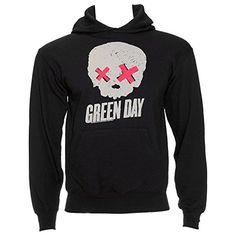 Green Day Skull Hoodie (Grey) - Small Green Day http://www.amazon.co.uk/dp/B00HFQGL3C/ref=cm_sw_r_pi_dp_LB9jwb16AY9K6