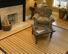 Accessories & Furniture,Nice Natural 4 X 4 Rugs Design From Bamboo Material,Elegant 4 X 4 Rugs Design To Enchant Your Home