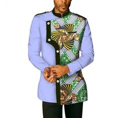 african men's custom wrist sleeve with lining coat - african men's custom wrist sleeve with lining coat Source by - African Shirts For Men, African Dresses Men, African Attire For Men, African Clothing For Men, African Wear, African Styles For Men, Traditional African Clothing, African Clothes, Traditional Dresses