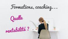 Formations, coaching, quelle rentabilité - Ambitions Plurielles