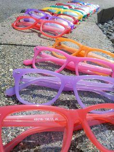 Different and fun glasses Glasses, Fun, Fashion, Eyewear, Moda, Eyeglasses, Fashion Styles, Eye Glasses, Fashion Illustrations