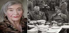 Η ΜΟΝΑΞΙΑ ΤΗΣ ΑΛΗΘΕΙΑΣ: Margot Wolk: Η Γερμανίδα που δοκίμαζε τα φαγητά το...