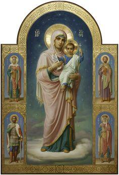 La dulzura de La Madre de Jesús