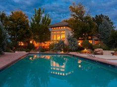 Artisan Home with Pool | Boulder, Colorado | Fuller Sotheby's International Realty