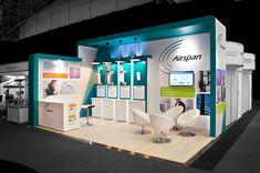 Bespoke Exhibition Stands • Custom Exhibition Stands