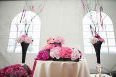 Stage/髙砂 / crazy wedding / ウェディング / 結婚式 / オリジナルウェディング/ オーダーメイド結婚式/ gorgeous/pink / flower / ピンク /