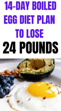 14-Day Boiled Egg Diet Plan & Menu to Lose 24 Pounds. There are many diet plans on the market that claim to help you lose weight fast. Additionally, many of these diets promise significant differences in weight by merely eating specific types of foods. Diet Plan Menu, Diet Plans, Egg Diet Results, Egg And Grapefruit Diet, Fat Burning Diet Plan, Boiled Egg Diet Plan, Boiled Eggs, Hard Boiled, Eating Eggs