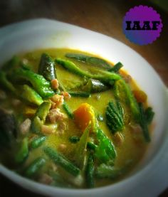 It's All About Food: GINATAANG PINAKBET