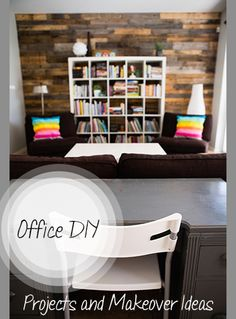 Office Makeover and project ideas