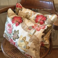 Wonderful pillows available in my shop....by Silvia Hokke