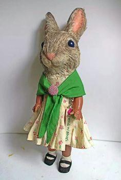 Annie Montgomerie doll's