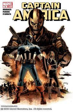 Captain America (2004-2011) #16 - Marvel Comics