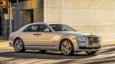 2015 Rolls-Royce Ghost Series II front fascia