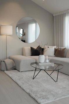 Living Room Decor Cozy, Home Decor Bedroom, Home Living Room, Home Room Design, Home Interior Design, Living Room Designs, Apartment Interior, House Rooms, Living Room Inspiration