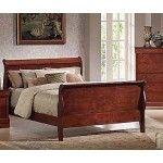 $566.00  Acme Furniture - Louis Philippe Ii Queen Size Bed - 9800Bq