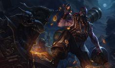 Atualização de Campeão: Ryze, o Mago Rúnico | League of Legends