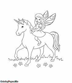 malvorlagen xl unicorn - zeichnen und färben
