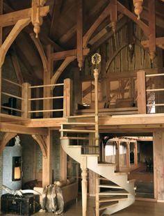 buckwoodsmith:  voiceofnature:  Ravnsborg, the viking age inspired home of Jim Lyngvildin Denmark.  Inspired for my home!