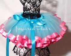 Cotten candy skirt!