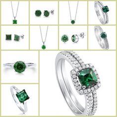 emerald, May birthday stone!!!