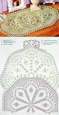 Trendy Crochet Table Runner Diagram Tablecloths Doily Patterns Informations About Trendy Cro Filet Crochet, Crochet Art, Crochet Home, Thread Crochet, Vintage Crochet, Crochet Crafts, Crochet Stitches, Crochet Projects, Diy Crafts