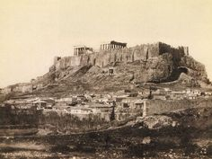Athens Greece, Historical Photos, Archaeology, Old Photos, Monument Valley, Greek, Travel, Beautiful, Monuments