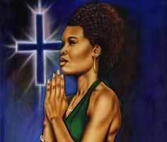 black+religious+clip+art | Images of blacks in paintings, animation, and comics - Anthrocivitas
