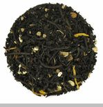 Vanilla Cream naturally flavored black tea loose leaf.