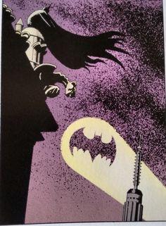 The dark knight          Batman: I am the night!!!