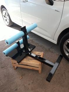 Home Gym Garage, Diy Home Gym, Diy Gym Equipment, Workout Equipment, Gym Interior, Plank Workout, Street Workout, Ghd, Evolution