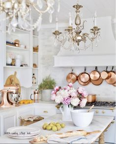Get the Look- 4 vintage style French Country Kitchen Chandeliers for your home. french home decor Get the Look- 4 vintage style French Country Kitchen Chandeliers Modern French Country, French Country Kitchens, French Country Cottage, Country Farmhouse Decor, Country Bathrooms, French Farmhouse, Vintage Country, Farmhouse Design, Country Cottages