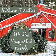 Our list of Weekly Suggested Events is up! Pull out your planners and fill up your weekend and next week with holiday events, community building events, and community-based learning opportunities found through out the region. Be sure to mark Wednesday, December 10th as Valley Gives Day, and plan on supporting Hilltown Families with your tax deductible donation!