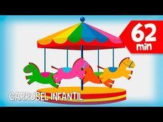 Música para hacer dormir bebés profundamente - Canción de Cuna para bebes - Carrusel infantil - YouTube