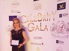 Conceptul Toman Diet premiat la Celebrity Awards. Romania, Awards, Celebrity, Celebs