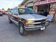 1994 Chevrolet Silverado 1500 EXT | $1995 | Prime Auto Sales - Omaha, NE | (402) 715-4222 #chevy #pickemuptruck #silverado #auto #omaha #primeauto