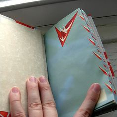 Makes me miss Book Box & Portfolio class :(