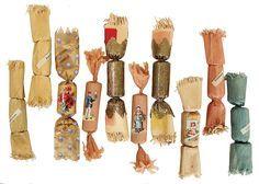 Antique Christmas crackers