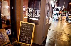 Hungry City - Murray's #Cheese Bar in Greenwich Village - NYTimes.com