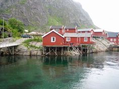 Å  Lofoten Norvegia (Almost North Pole)