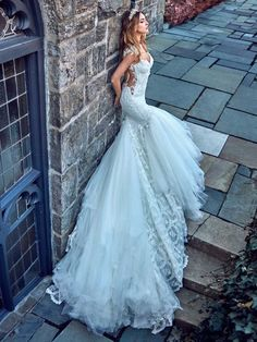 Dünyaca ünlü Galia Lahav, Türkiye'de ilk kez Vakko Wedding'de   Biguddi