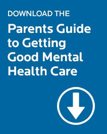 Parents Guide to Getting Good Care