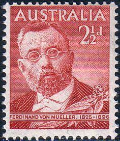 Australia 1948 von Muller Fine Mint SG 226 Scott 214 Other Australian Stamps HERE
