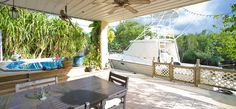 Williams² Cayman Islands Real Estate - CANAL FRONT HOME NORTH SOUND