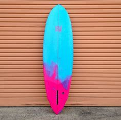 I love neon and surfing, so why not put them together??!