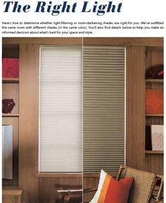Difference Between Room Darkening And Light Filtering Mini Blinds
