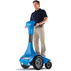 The Electric Personal Transporter - Hammacher Schlemmer