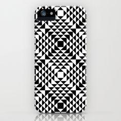 Geometric Tribal iPhone & iPod Case by Martin Isaac - $35.00