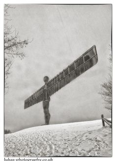 snow in the north east angel of the north Angel Of The North, North East England, Antony Gormley, Contemporary Sculpture, Newcastle, Chloe, Weather, Clouds, Snow
